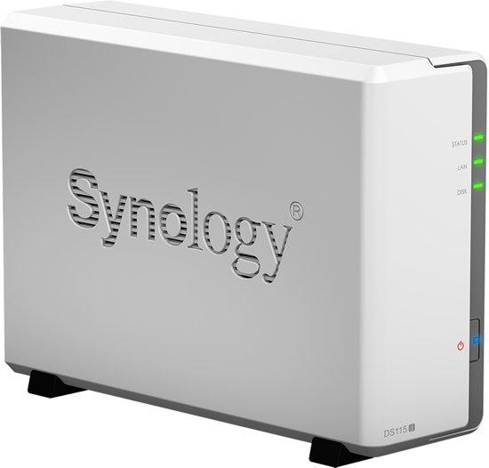 Synology DiskStation DS115j - NAS - 0TB
