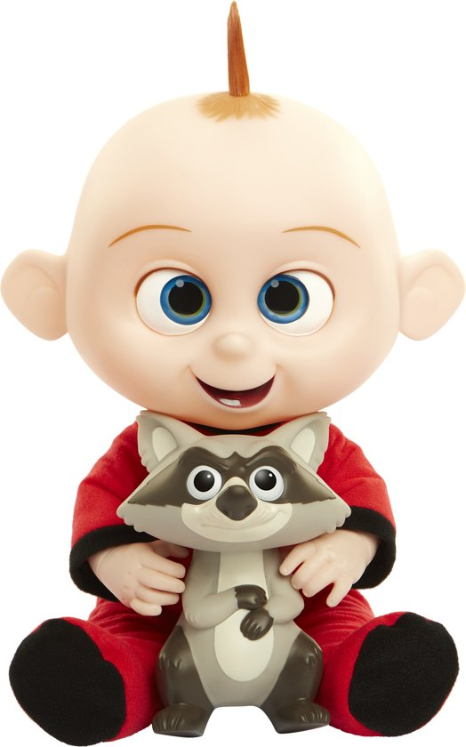 Incredibles 2: Jack Jack - Speelfiguur