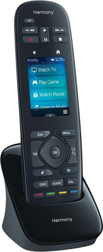 Logitech Harmony Ultimate - Universele 15-in-1 Afstandsbediening met Touchscreen