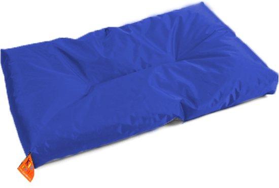 KidZ ImpulZ Aankleedkussen XXL - Extra lang: 90*50 cm - Kobaltblauw