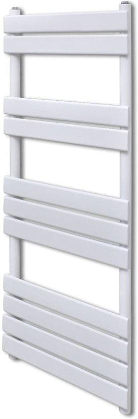 bol.com | Badkamer design radiator 600 x 1200 mm (recht)
