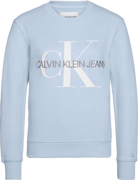 Calvin Klein Trui - Vrouwen - lichtblauw