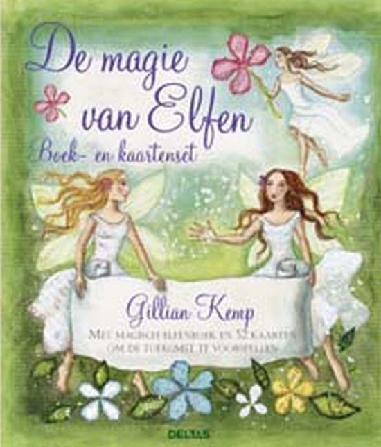 De magie van Elfen - Boek en kaartenset - Gillian Kemp pdf epub
