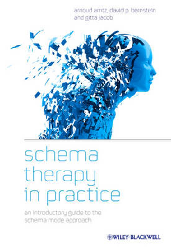 Boek cover Schema Therapy in Practice - an Introductory Guideto the Schema Mode Approach van Arnoud Arntz (Hardcover)