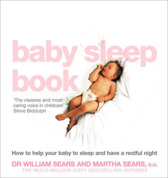 Afbeelding van The Baby Sleep Book: How to help your baby to sleep and have a restful night