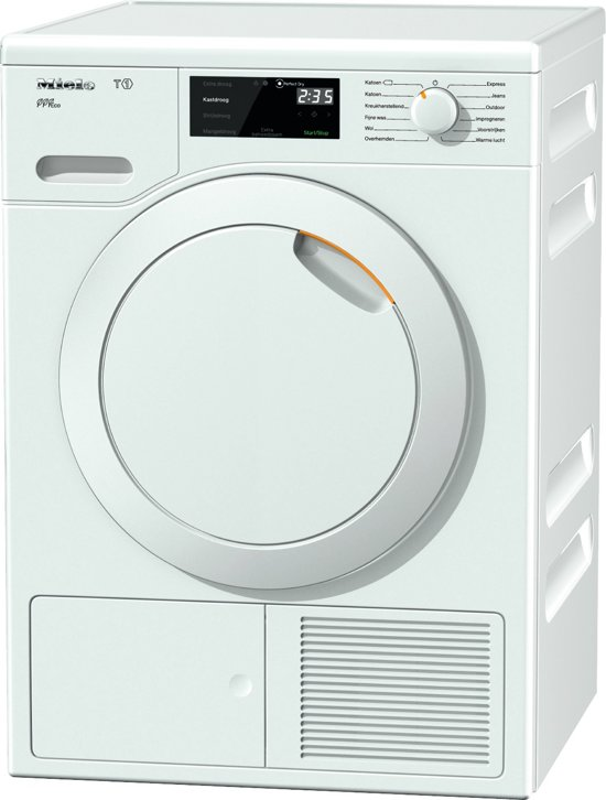 Miele TCE 620 WP - Wasdroger - Chrome Edition