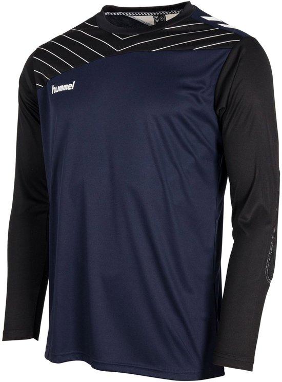 Hummel Cult Keepershirt - Shirts  - blauw donker - S