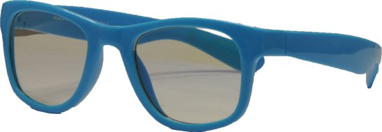 REAL SHADES NEON BLUE SIZE 4+