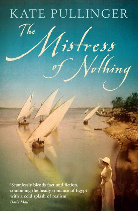 The Mistress of Nothing by Kate Pullinger book cover