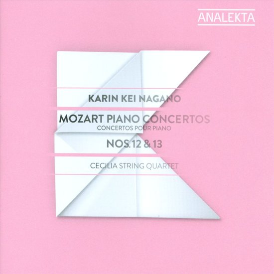 K.414 No.12 & K.415 No.13: Concertos For Piano