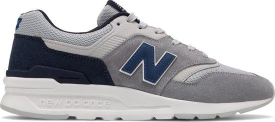 bol.com | New Balance CM997D Sneakers Heren - Gunmetal - Maat 43