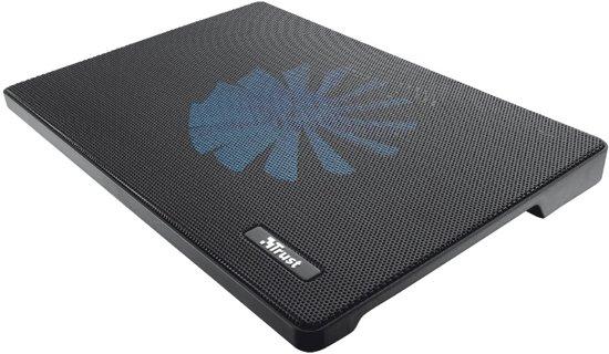 Trust Frio - Laptopstandaard met Ventilator (voor laptops tot 15.6 inch)