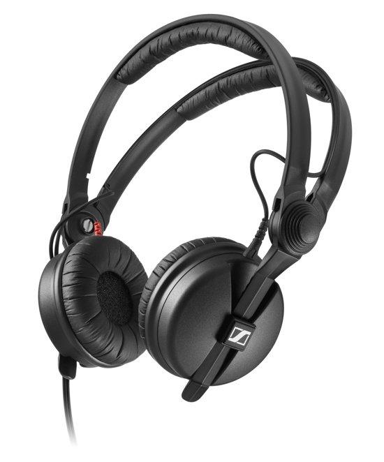 Sennheiser HD 25 Zwart Supraaural Hoofdband koptelefoon