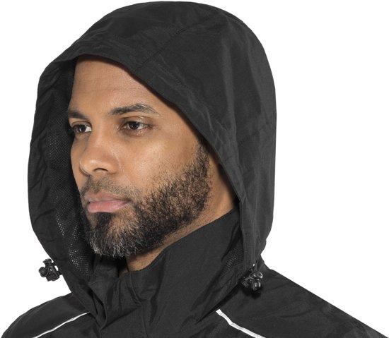 rain Xxl Zwart Heren Jas Maat Protective P Ii kwnOP0