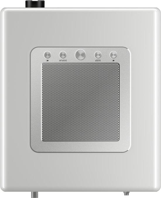 Sonoro ELITE - Internet Radio met CD-Speler - Zilver