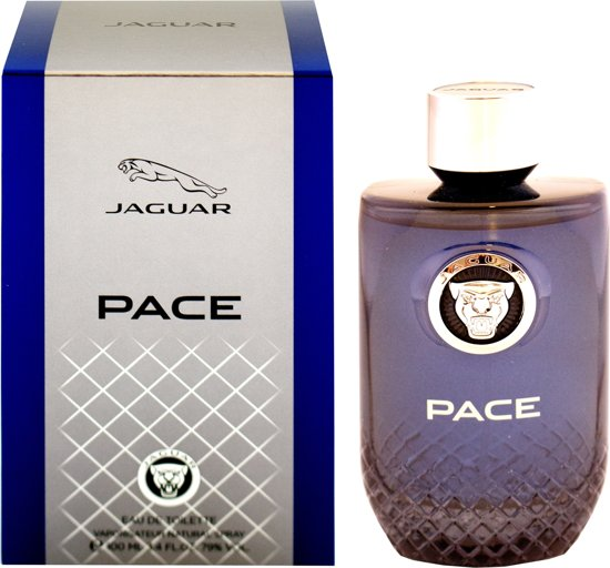 jaguar pace mannen 100ml eau de toilette. Black Bedroom Furniture Sets. Home Design Ideas