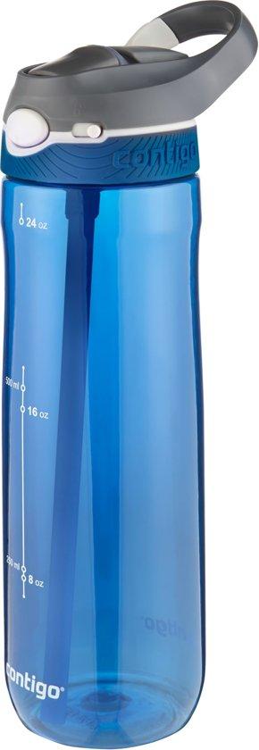 Contigo Ashland Waterfles – AUTOSPOUT - 720ml - Monaco Blue