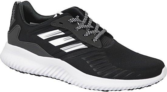 Adidas Alphabounce RC  B42652, Mannen, Zwart, Hardloopschoenen maat: 40 2/3 EU