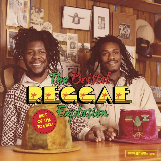 Bristol Reggae Explosion-Best Of The 70's & 80S