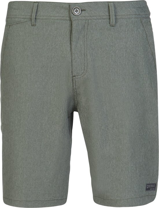 Protest BROXTED Surfable Short Heren - Thyme - Maat S
