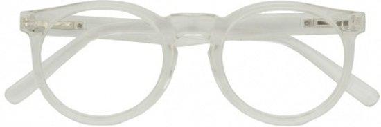 Croon Leesbril Kensington Dames Transparant Sterkte +2,00