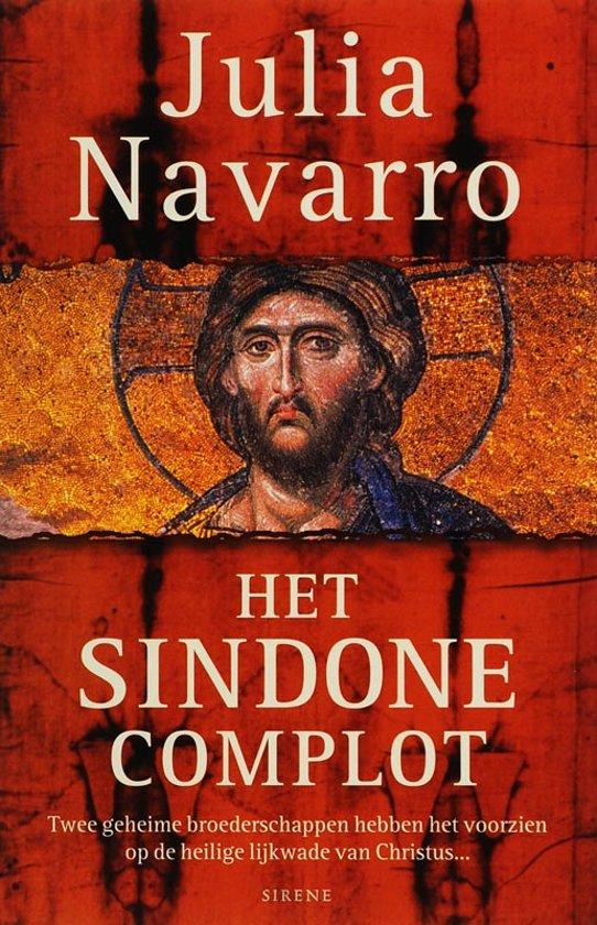 Het Sindone Complot - Julia Navarro  