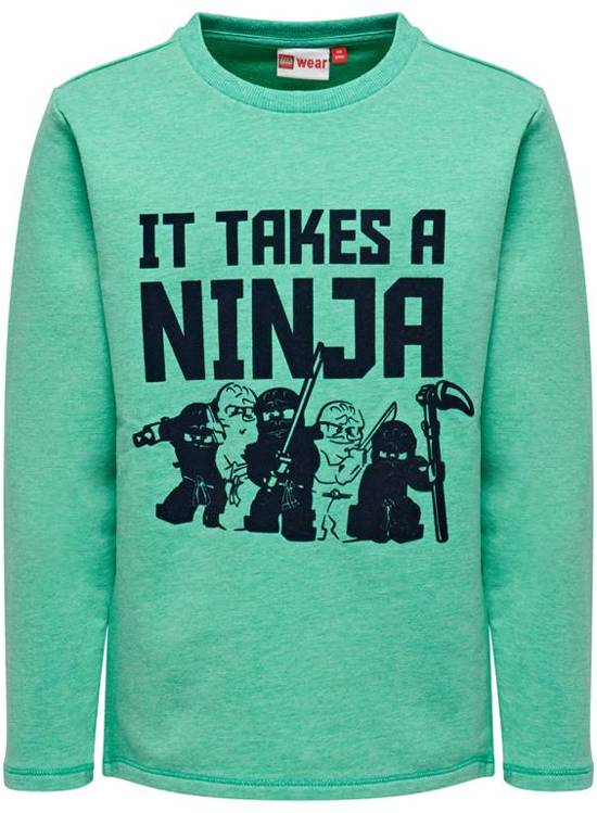 5e9c332cb58 bol.com | Lego wear Legowear sweater It Takes a Ninja - 128