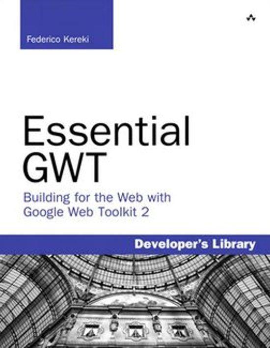 Essential GWT