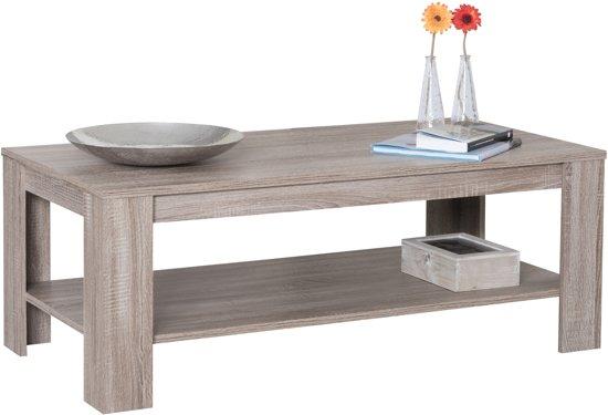 True Furniture Seven - Salontafel - Truffel eiken