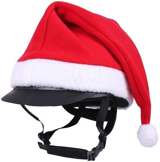 QHP Kerstmuts voor helm