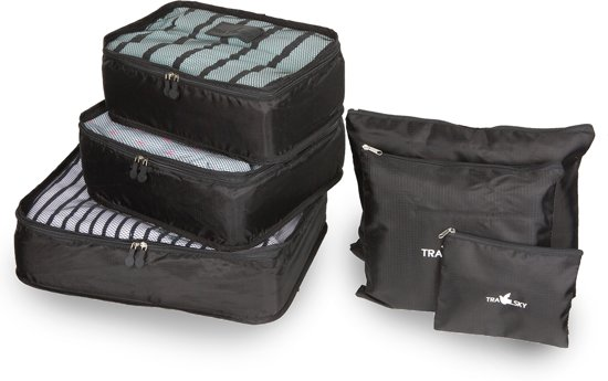 Packing Cubes - 10 Christmas Gift Ideas for your travel buddy.