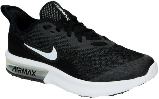 3f139cee325 Sequent Nike Black Air Sneakers 4 Unisex Max 39 Bg Maat rEUqE
