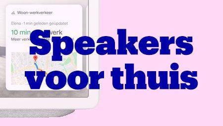 Speakers voor thuis
