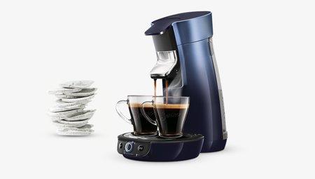 Koffiepadapparaten