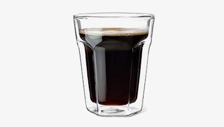 Koffie serveren