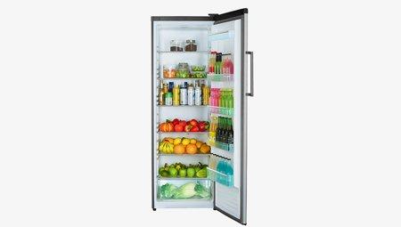 Kastmodel (1-deurs koelkast)