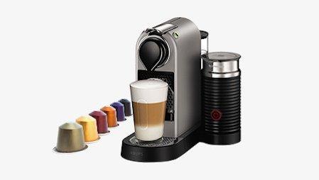 Koffiecupmachines