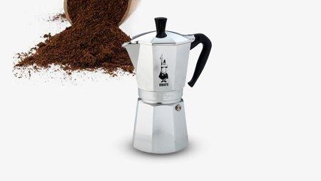 Handmatige koffiezetapparaten