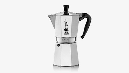 Handmatig koffiezetten