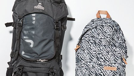 Rugzakken & Backpacks