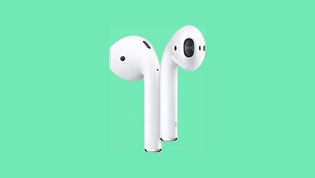 Apple in-earkoptelefoon