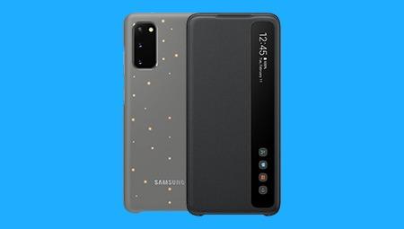 Hoesjes voor de Samsung Galaxy S20 serie