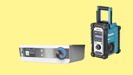 Bouw- & Keukenradio's