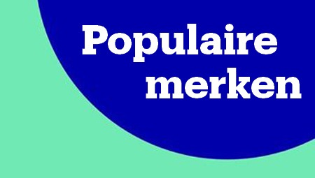 Populaire merken