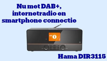 Bekijk de Hama DIR3115