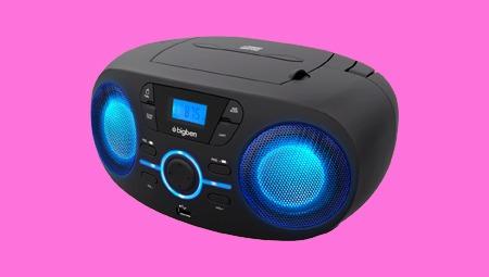 Radio CD speler's
