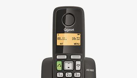 Vaste- & DECT telefoons