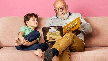 Boeken voor de hele familie
