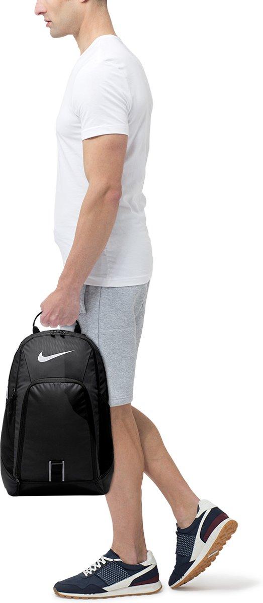bd8febb5b57 bol.com | Nike Rugzak - UnisexKinderen en volwassenen - zwart/wit