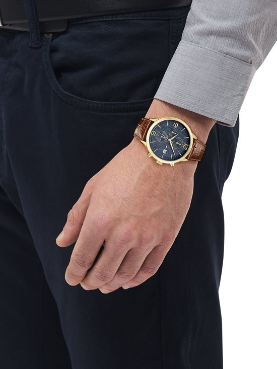 Tommy Hilfiger Liam Horloge